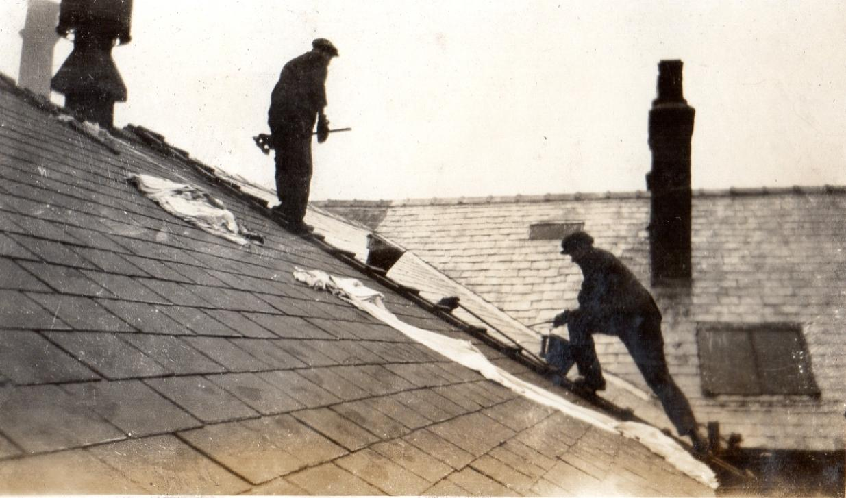 Roofing from 1897 to the Future