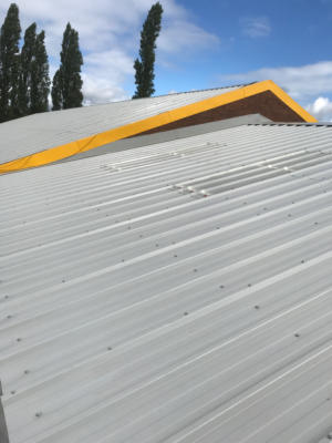 Strip and Re-Sheet - Composite Panels
