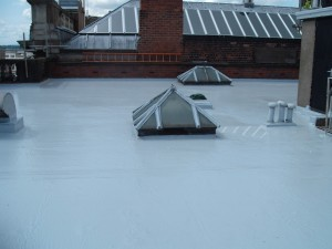 Liquid Applied Weatherproofing System